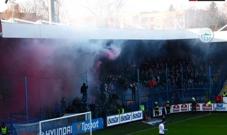 Slovan Liberec Slavia Praha